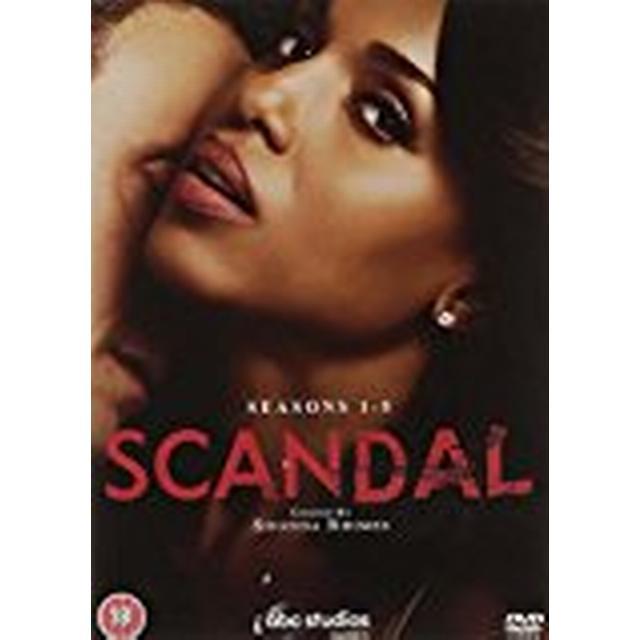 Scandal - Seasons 1-5 [DVD]